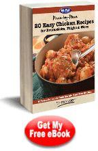 9 Simple Chicken Drumstick Recipes | mrfood.com