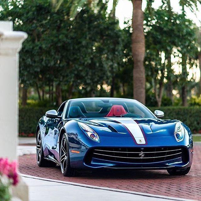 Beautiful Ferrari F60 America. Lux CarsSuper ...