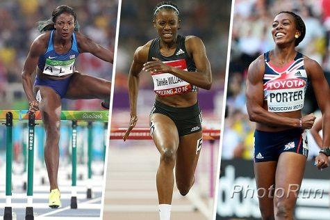 Athletics: Top Women Hurdlers on Tap for adidas Boost Boston Games