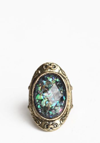 Paragon Jewel Ring  $12.00: Opals Rings, Big Rings, Accessories Jewelry, Gorgeous Rings, Mood Rings, Paragon Jewels, Jewels Rings, Jewelry Rings, Antiques Rings