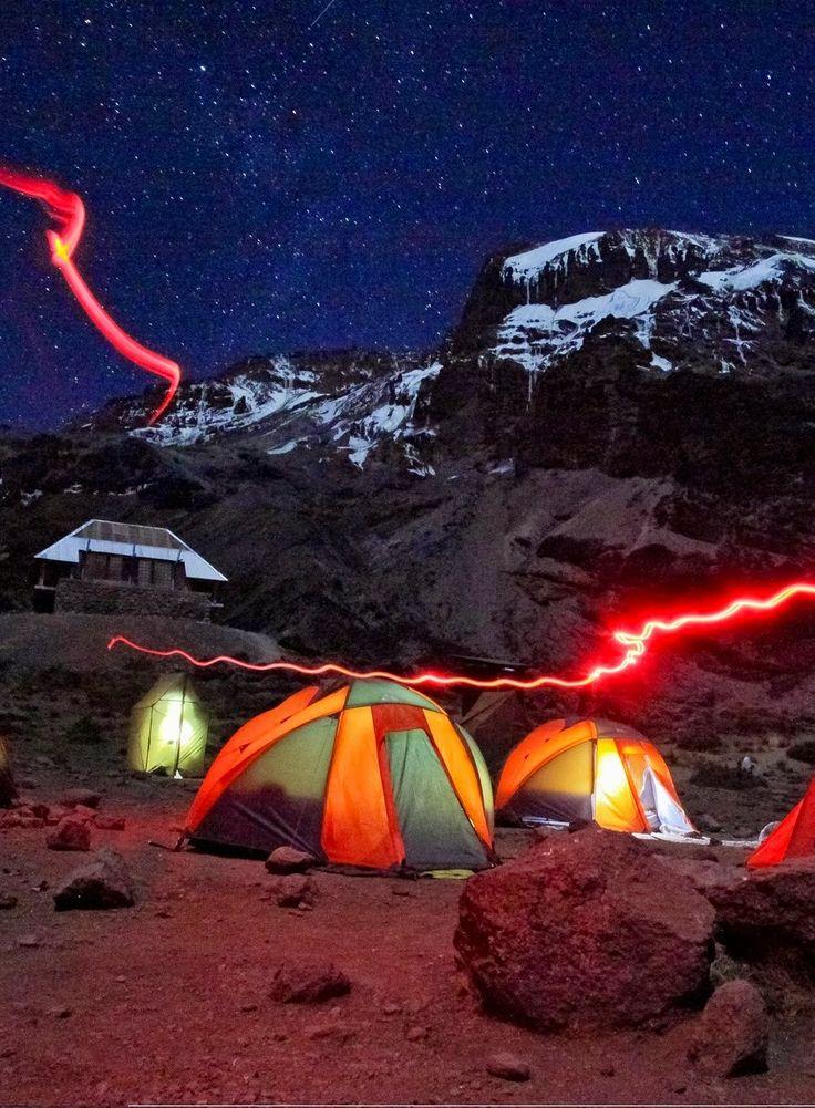 Mount Kilimanjaro,Tanzania: