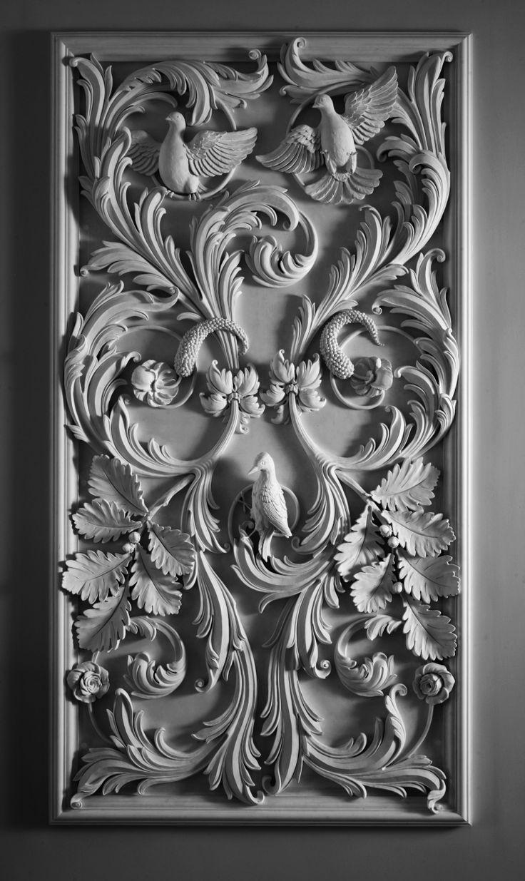 Geoffrey Preston - New House http://www.elizabethmachinpr.com/geoffrey-preston-plasterworks.html