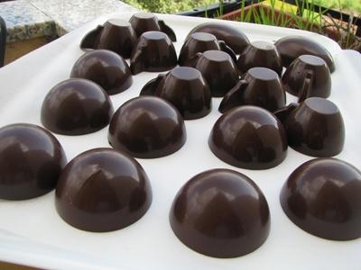 Temperaggio del cioccolato con il metodo del bagno-maria