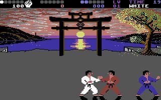 International Karate + on aikakautensa paras tappelupeli ja sen on yksinkertaisesti oltava jokaisen Commodore 64:n omistajan kokoelmassa.