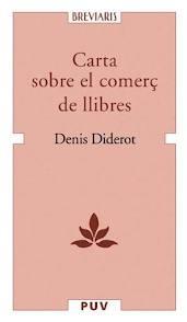 Carta sobre el comerç de llibres (Denis Diderot)