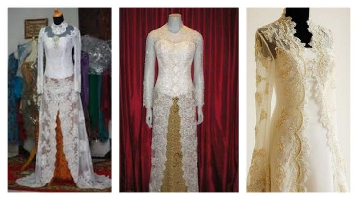 Kebaya Modern Untuk Pernikahan | Model baju pengantin terbaru 2013 | Menulis dan Berbagi