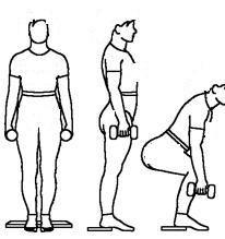 Ejercicios de abdominales, glúteos y piernas|James Nava