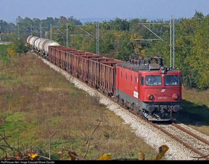 RailPictures.Net Photo: ZS - Zeleznice Srbije 461-122 at Čačak, Serbia and Montenegro by Brane Djurdjic