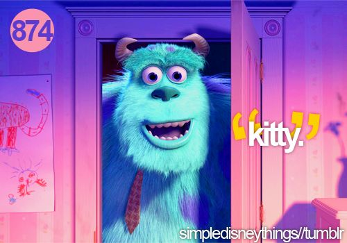 Sulley- Monster's Inc
