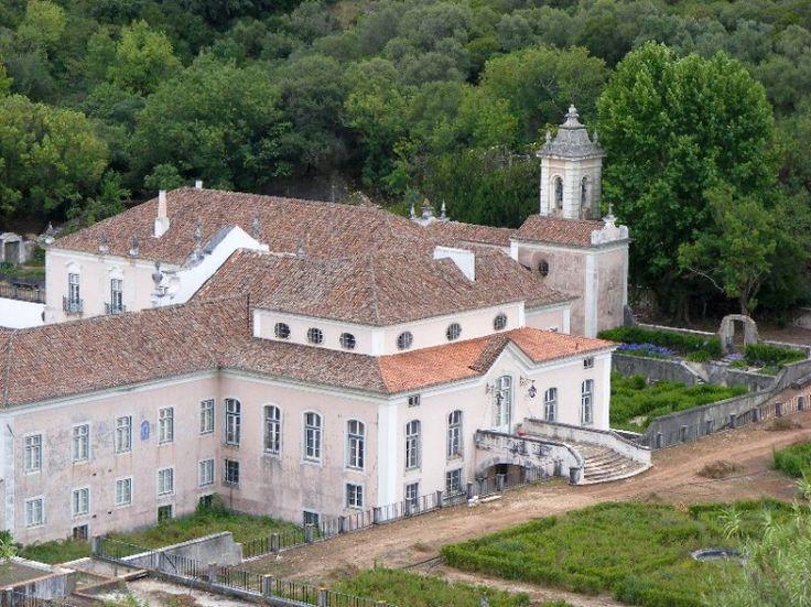 Palácio e Quinta do Correio-Mor
