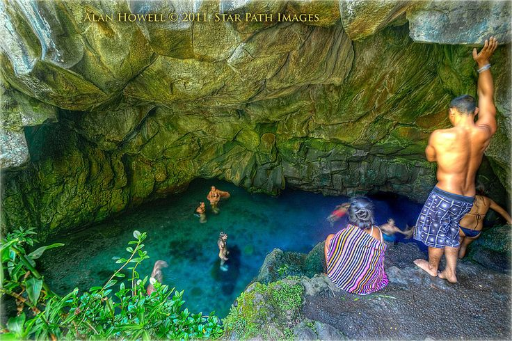 Fresh Water Swimming Holes In Hana Maui Things To See