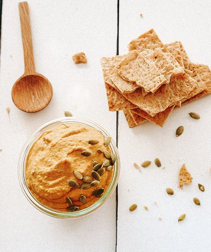 Thermomix pumpkin dip with a kick