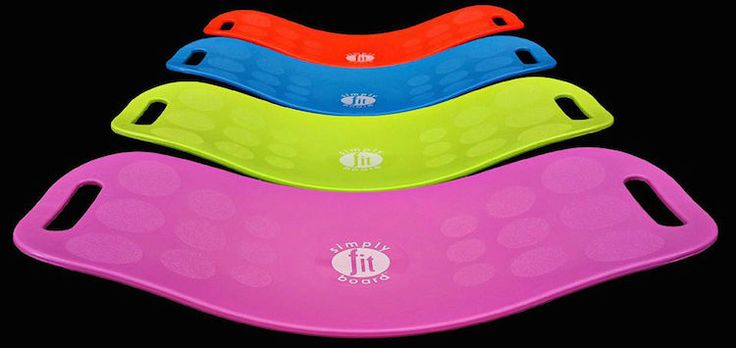 The Simply Fit Board is a balance board with a twist! This super easy-to-use exercise board improves balance while strengthening your core, back, ankles and legs. The board is made with a special lubricated plastic that allows you to easily twist side to side. The twisting motion is a fantastic low impact exercise that effectively...Read More