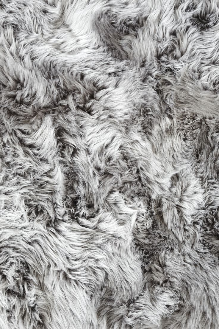The White Company | Faux Fur Throw