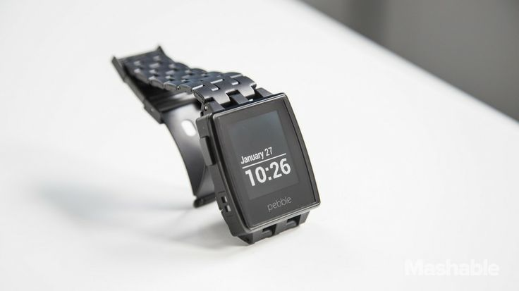 Pebble is definitely proving the smartwatch market is growing. The company sold 400,000 devices last year, snagging somewhere around $60 million in revenue. And in 2014, the com...