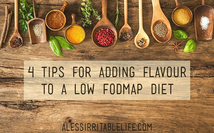 4 tips for adding flavour to a low FODMAP diet | A Less Irritable Life