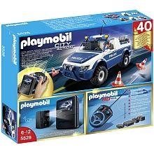Playmobil - 4x4 de police RC et caméra - 5528