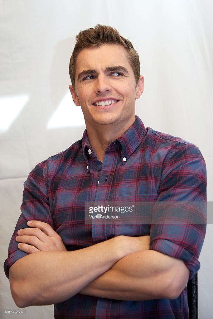 Dave Franco at the 'Neighbors' Press Conference at the Mandarin Oriental Hotel on May 3, 2014 in New York City.