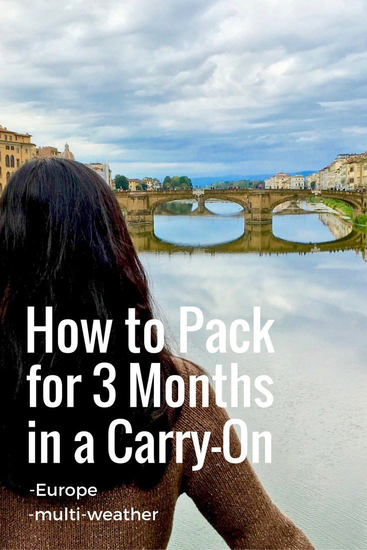 Planning a trip soon? Perhaps a backpacking trip after graduation? Here is a list of everything I packed for my three-month European adventure. I show you what worked for me, how I packed carry-on only, and I help give you an idea of the essentials you'll need for your trip!