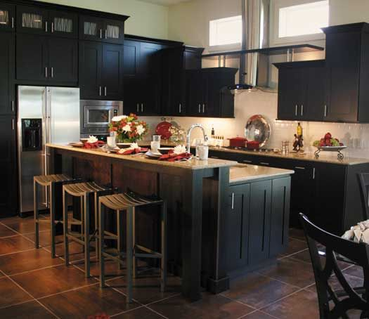 Kitchen Remodel Youngstown Oh: Kitchen With Island In Toledo, OH. Designed By Jennifer