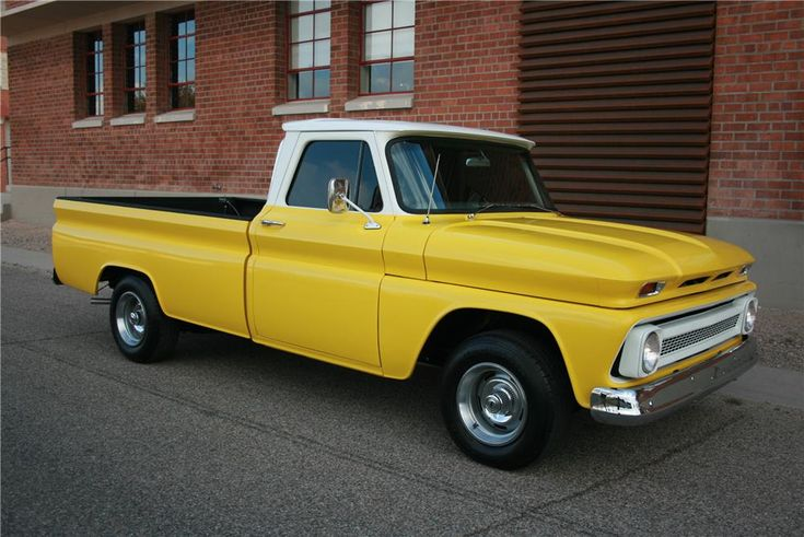 1964 CHEVROLET C-10 CUSTOM PICKUP - Barrett-Jackson Auction Company - World's Greatest Collector Car Auctions