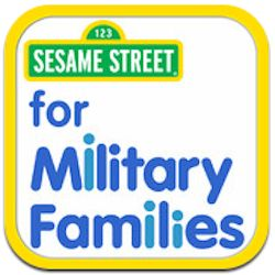 Sesame Street are helping children in Military families to prepare and cope with many things such things as the deployment of a family member in this app.  If you know a Military family, please share this post with them. Lisa M  http://www.smartappsforkids.com/2013/01/good-free-app-of-the-day-1-sesame-street-for-military-families.html