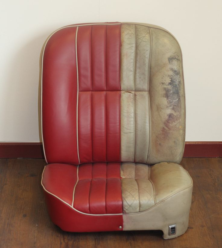 Best 25 leather restoration ideas on pinterest clean - Renover cuir voiture craquele ...