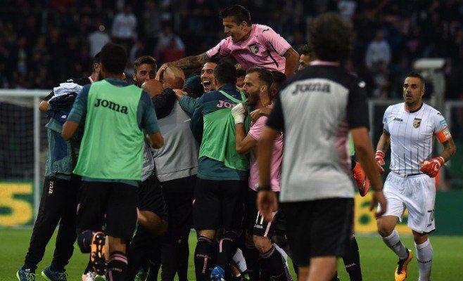 #PalermoVerona 3-2, i RosaNero restano in #SerieATIM