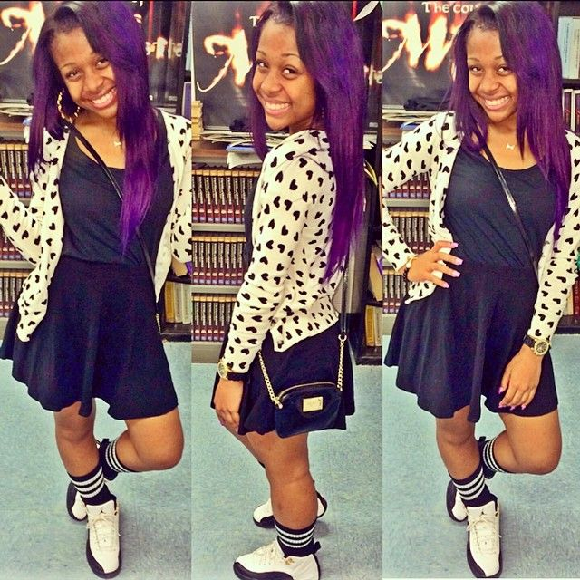amourjayda purple hair 64876 timehd