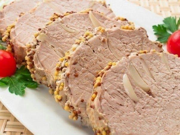 Лучшие кулинарные рецепты: Свинина с чесноком в фольге