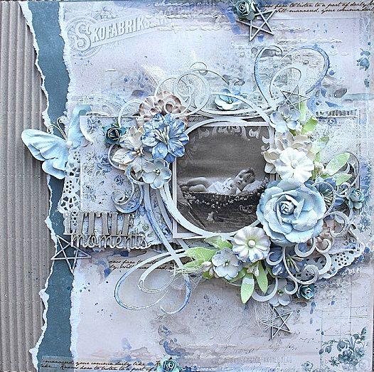 The Dusty Attic Blog: Little Moments - Helena Johansson - Mood Board Inspiration