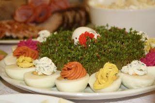 Wielkanocne przepisy - jajka i sosy