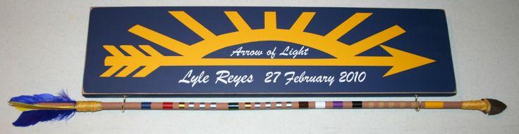 Arrow Of Light Award Kits Vinyl By Amy Arrow Of Light