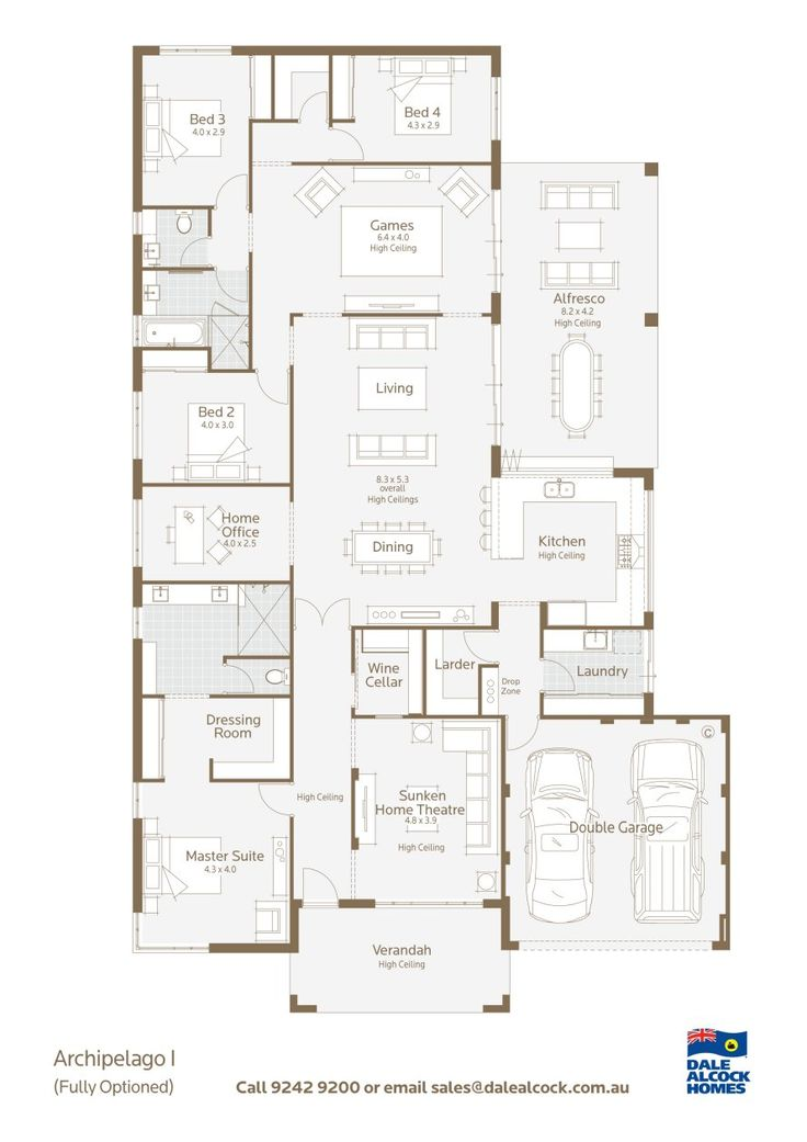 143 best House Plans images on Pinterest