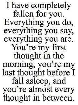 You're my everything