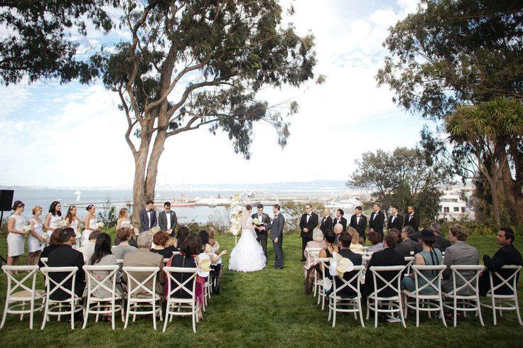 71 Best Real Wedding: San Francisco Wedding Images On