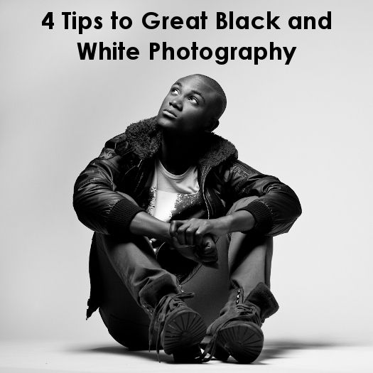 4 Tips to Great Black and White Photography | Backdrop Express Photography Blog