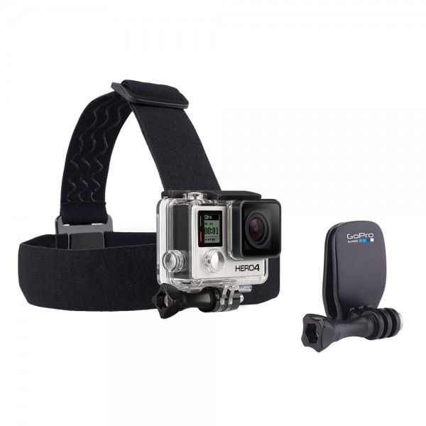 GoPro Head Strap + QuickClip | Flugsport | Starter Sets | camforpro.com