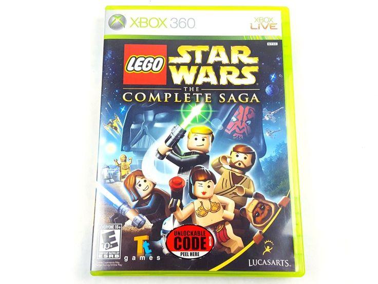 UncleZekes.com - LEGO Star Wars The Complete Saga Microsoft Xbox 360 2007