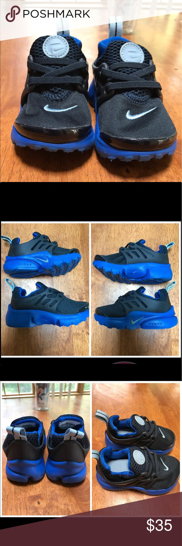 Nike Presto Toddler Size 6c Nike Presto shoes. These have only been worn 3 times!! In perfect condition!! Nike Shoes Sneakers