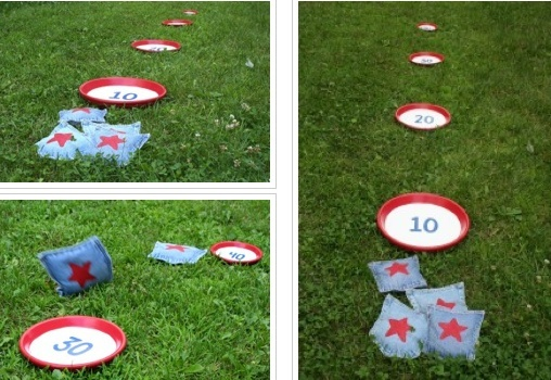 More outdoor lawn games.: Bags Toss, 4Th Ideas, Lawns Games, Lawn Games, Bags Games, Beans Bags, Bible Games, Outdoor Games, Kids Games