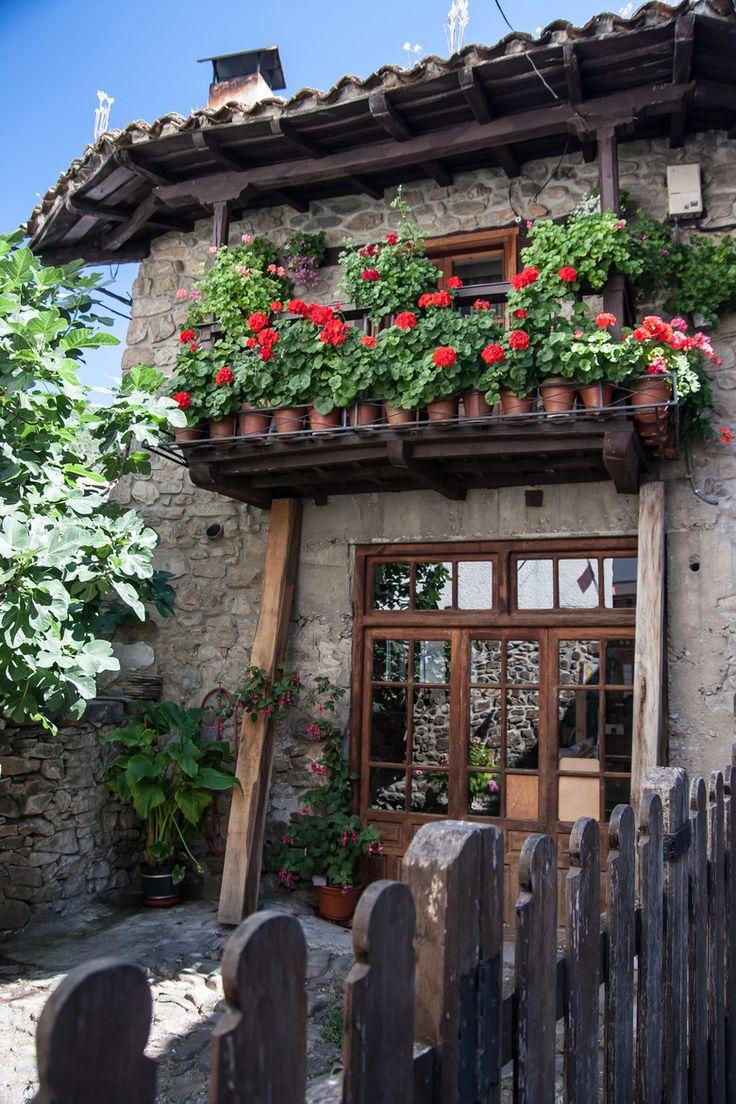 107 melhores imagens sobre casas de madeira e pedra no pinterest - Fotos de casas de campo rusticas ...