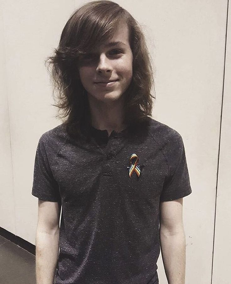 Chandler Riggs ♥  The new photo!