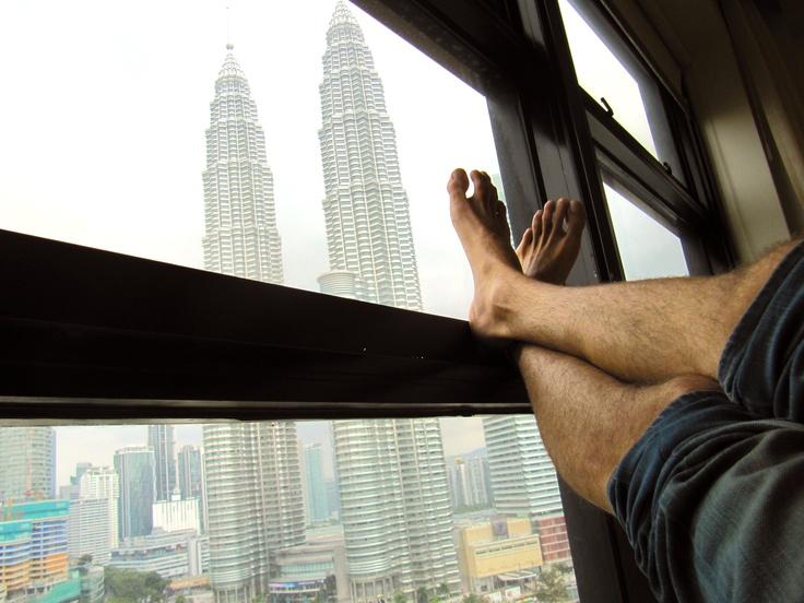 Kuala Lumpur Hotel views