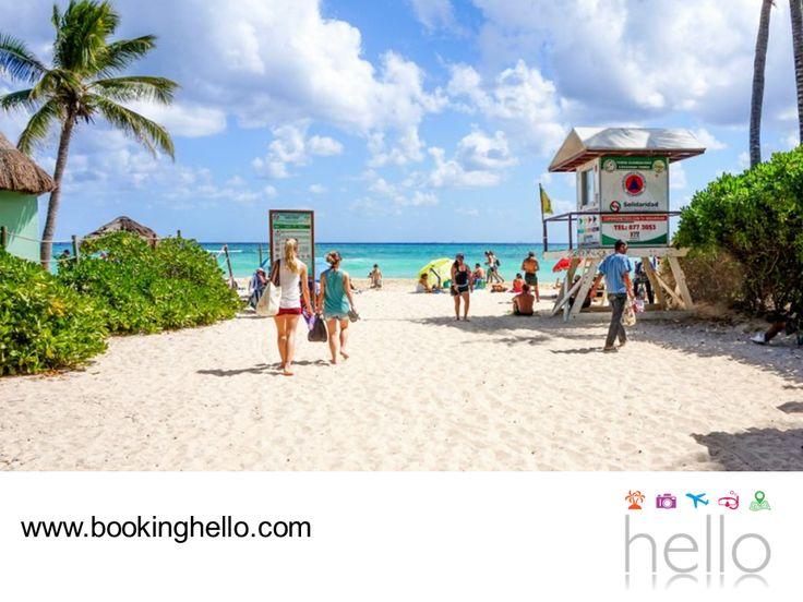 """LGBT ALL INCLUSIVE AL CARIBE. Playa del Carmen fue nombrada por los mayas como Xaman-Há, que significa """"Agua del Norte"""" y actualmente, es uno de los sitios turísticos más visitados del Caribe mexicano por su entorno natural conformado por una selva exuberante y el azul turquesa del mar. En Booking Hello te invitamos a adquirir alguno de nuestros packs all inclusive a Cancún, para que tú y tu pareja disfruten de una estancia 5 estrellas y descubran los alrededores de este destino…"""