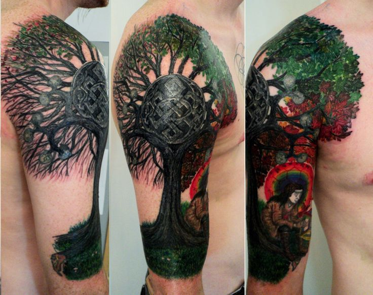 Psychedelic Tattoo images