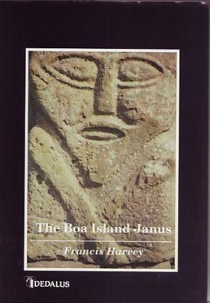 Harvey, Francis - The Boa island Janus - signed first edition