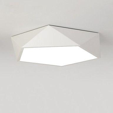 Mennyezeti lámpa - LED - Modern/kortárs - Nappali szoba/Hálószoba/Étkező/Dolgozószoba/Iroda/Gyerekszoba – EUR € 114.99