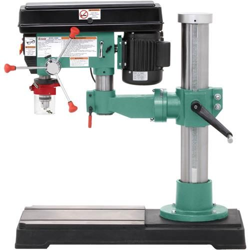 Radial Drill Press | Grizzly Industrial