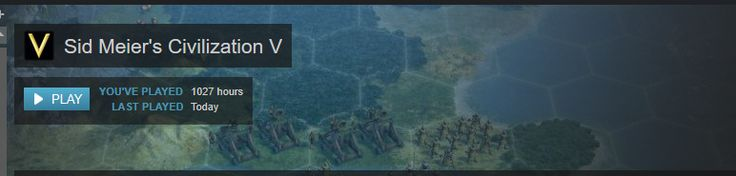 Broke 1000 hours played this weekend I think its time for 1 last Civ V game this weekend and then im officially upgrading during the summer sale. #CivilizationBeyondEarth #gaming #Civilization #games #world #steam #SidMeier #RTS